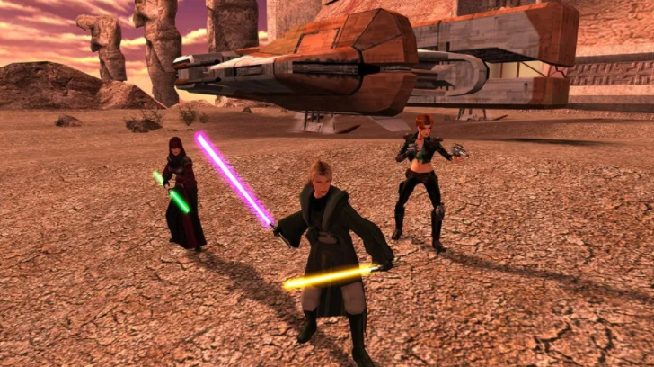 《星球大战:旧共和国武士 3》独占星战的EA错过的最大良机