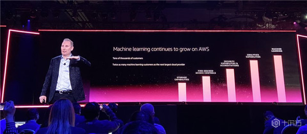 AWS持续拓展机器学习应用版图,推出高阶商用型AI服务