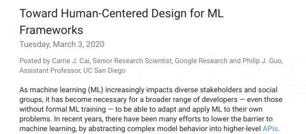 谷歌:无法掌握机器学习技术,是因为不会高级数学