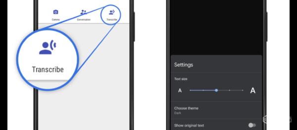 谷歌翻译安卓版将新增即时转录功能