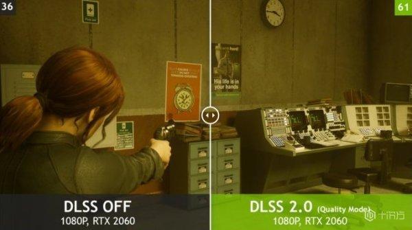 英伟达AI超级采样技术,可大幅提升游戏渲染速度