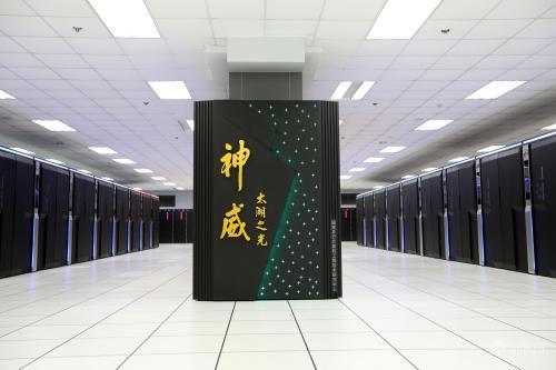 """""""瑯琊榜""""上的高手——超级计算机神威·太湖之光"""