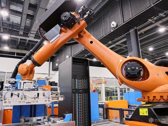 浪潮入选2020中国标杆智能工厂