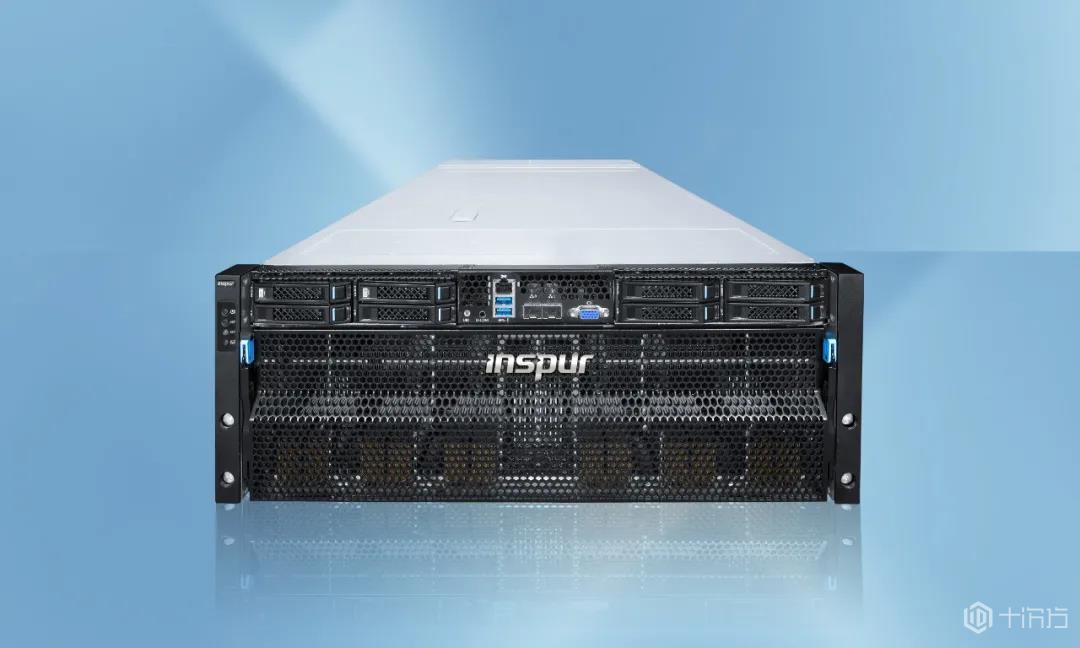 浪潮重磅发布人工智能服务器NF5488A5