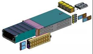 浪潮发布方升开源项目首款样机温冷数据存储服务器SA5456M5