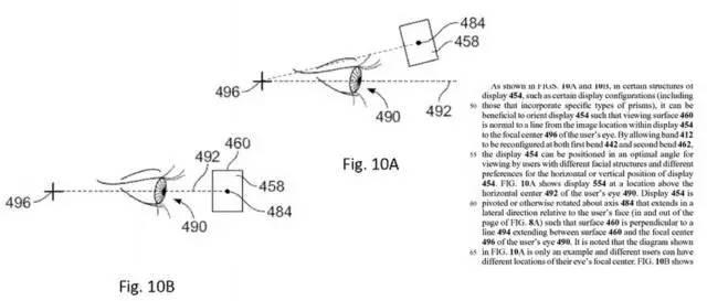 第二代谷歌眼镜?揭秘谷歌最新专利