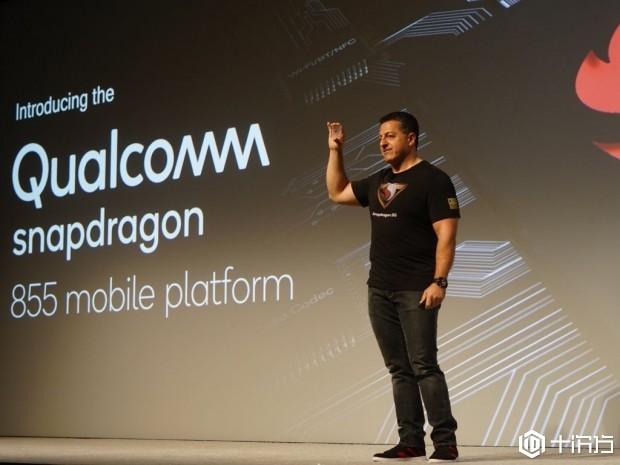 Snapdragon 855亮相,5G时代即将来