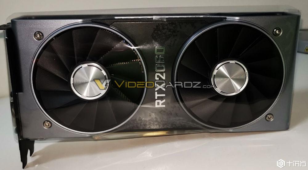英伟达GeForce RTX 2060的规格属性曝光