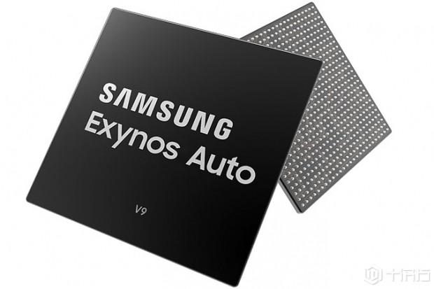 三星进军车载领域:推出Exynos Auto V9车载处理器