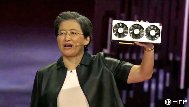 CES 2019: AMD发布7nm 游戏 GPU, Radeon VII