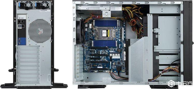 技嘉科技推出直立式服务器,适用于中小企业