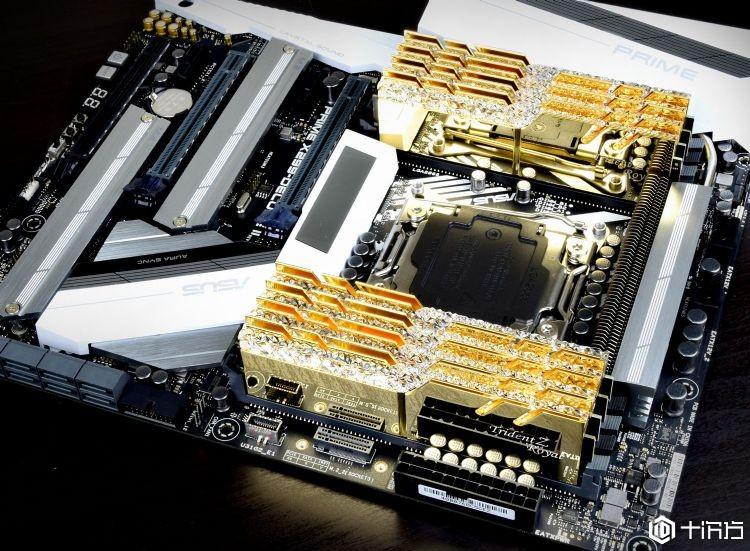 芝奇发表DDR4豪华RGB存储器套装