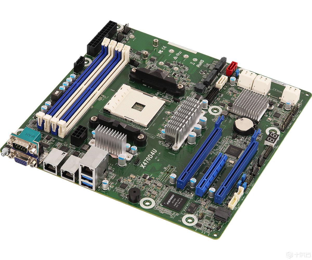华擎为AMD Ryzen工作站,服务器推出AM4主板