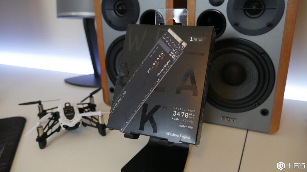 快人一步 WD Black SN750 1TB NVMe SSD开箱来啦~