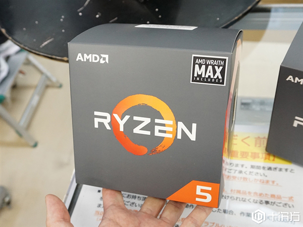 AMD Ryzen7 2700/5 2600X新版:将捆绑高级Wraith Max散热器