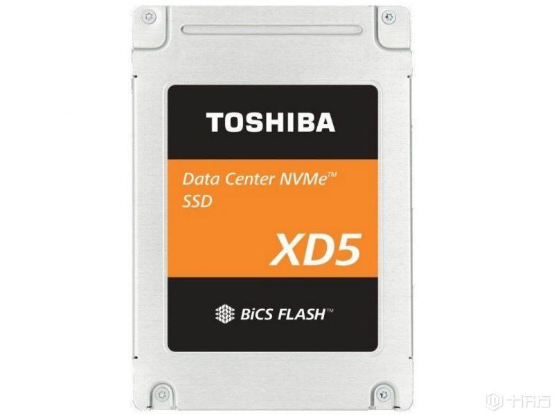 """新品速递:东芝推出推出专为数据中心使用的NVMe SSD""""XD5""""系列"""