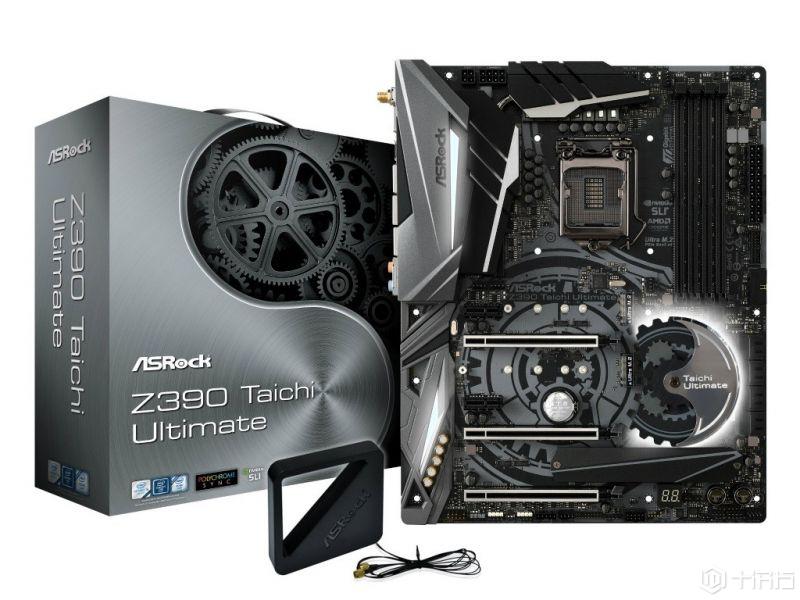 ASRock为Intel 300系列推出第9代核心的新步进BIOS