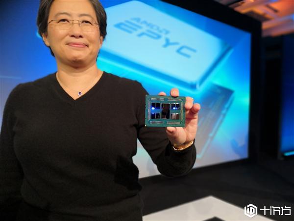 AMD EPYC处理器的出现对Intel服务器领域的霸主地位构成威胁