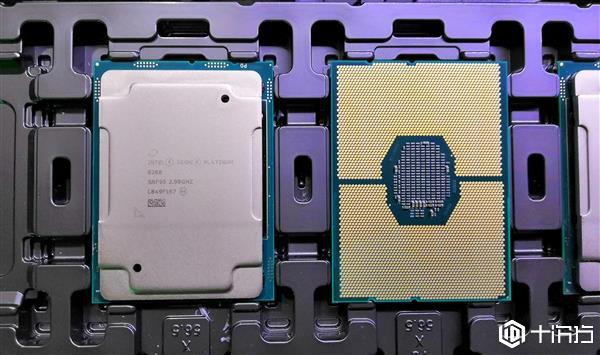 Intel第二代至强 堪称史上最大CPU