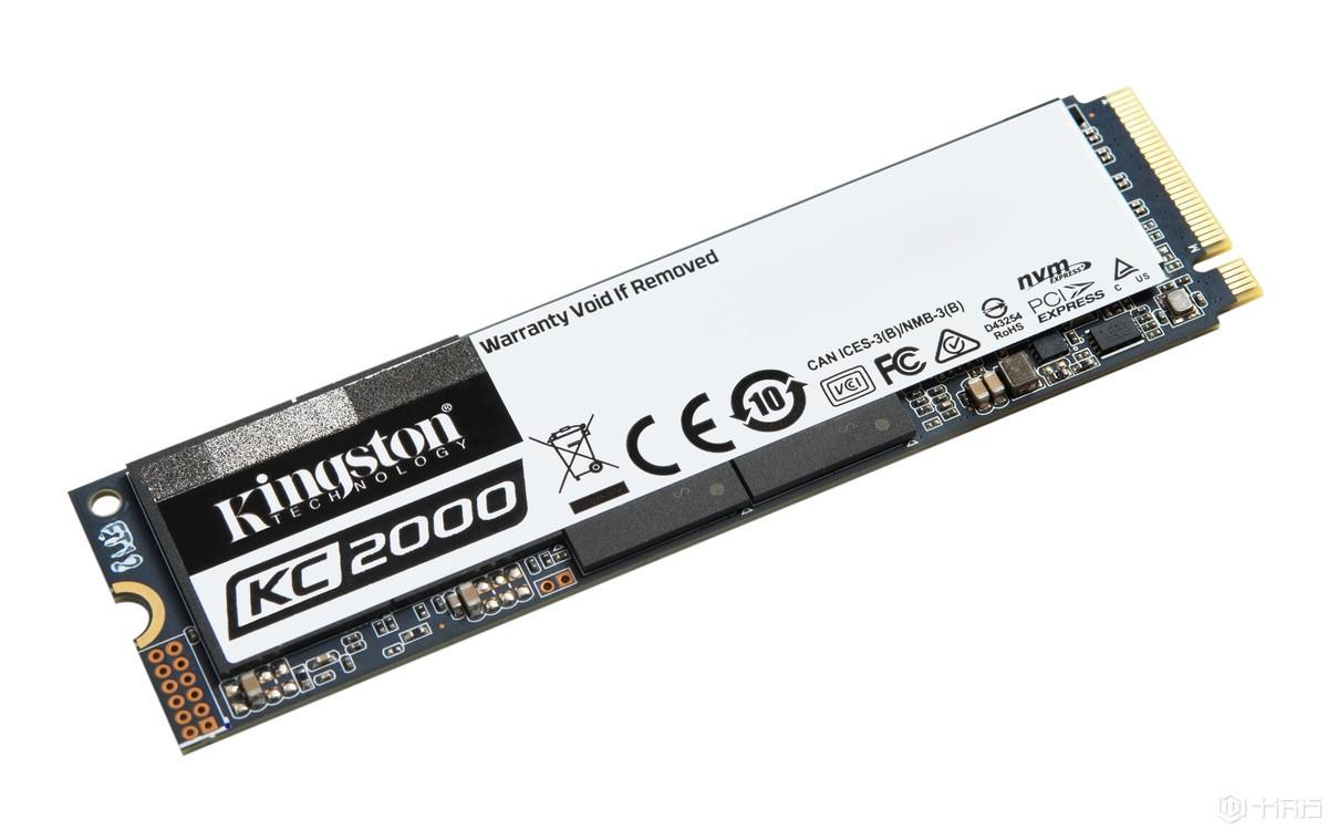 金士顿推出新一代KC2000 NVMe PCIe SSD 卓越的读写速度