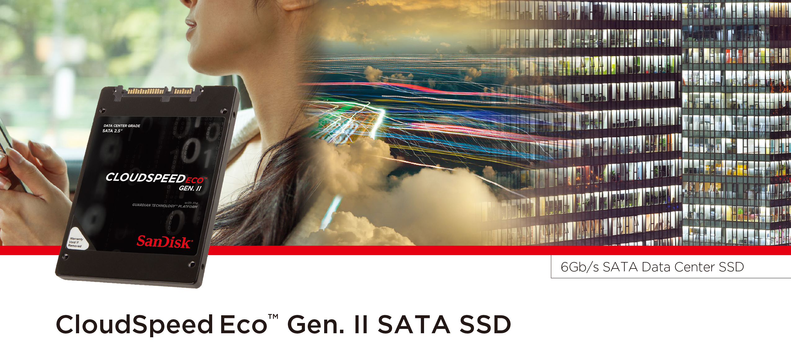 闪迪 SDLF1DAR-960G-1HA1 960G 0.6DWD 2.5 SATA SSD  企业级云速系列 EMLC颗粒 耐写度高