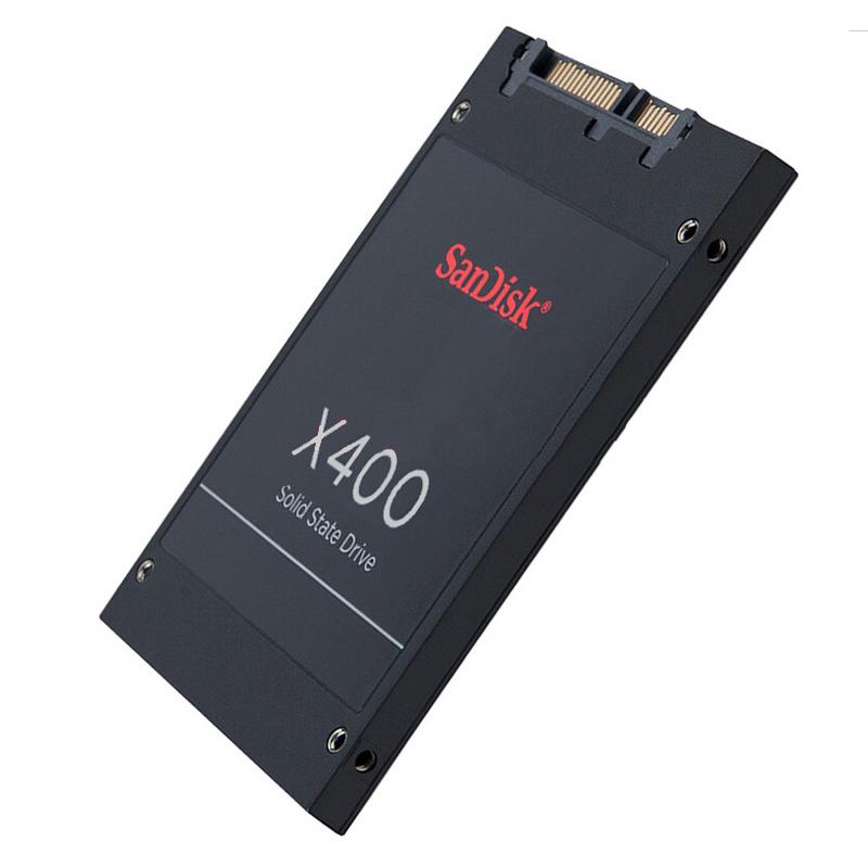 闪迪 X400 SD8SB8U-128G X400 128G 0.3DWD 2.5 SATA SSD  读密集型