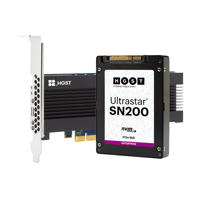 HGST  HUSMR7632BHP301 HGST  SN260 3.2T 3DWD PCIE3.0x4 NVME SSD