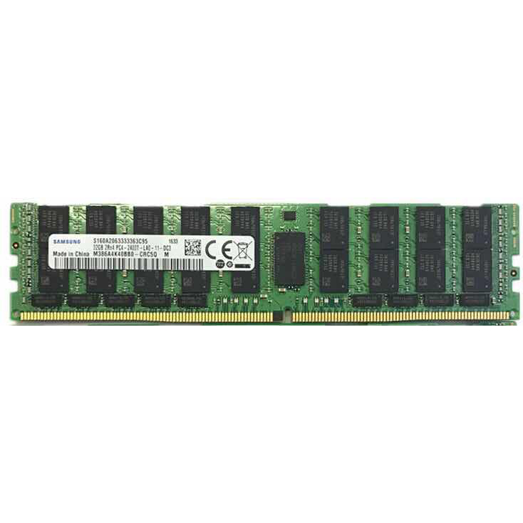 SAMSUNG 服务器内存 DDR4 2400T SERVER DIMM 16GB 1RX4