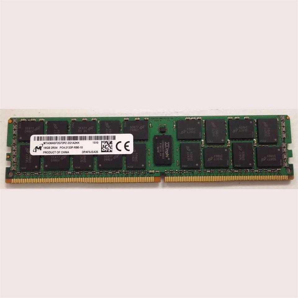 Micron 服务器内存 DDR4 2400T SERVER DIMM 16GB 1RX4
