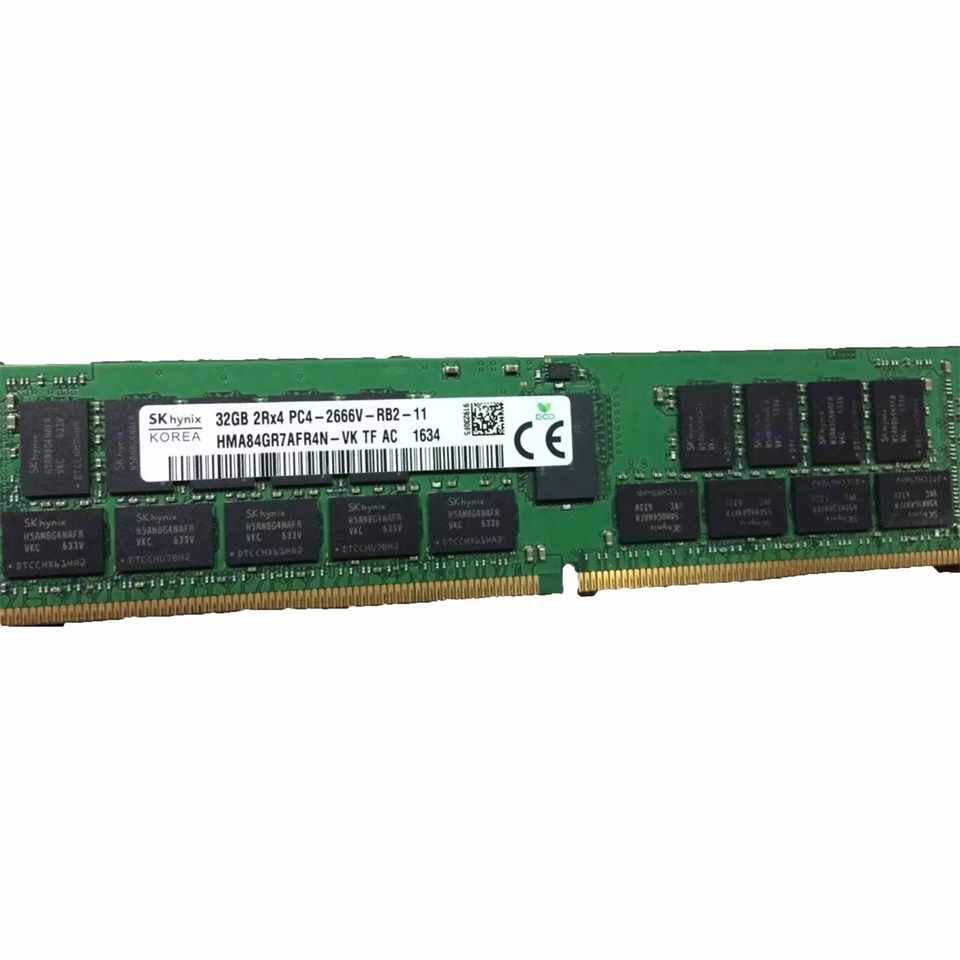 SKhynix 服务器内存 DDR4 2400T SERVER DIMM 16GB 1RX4