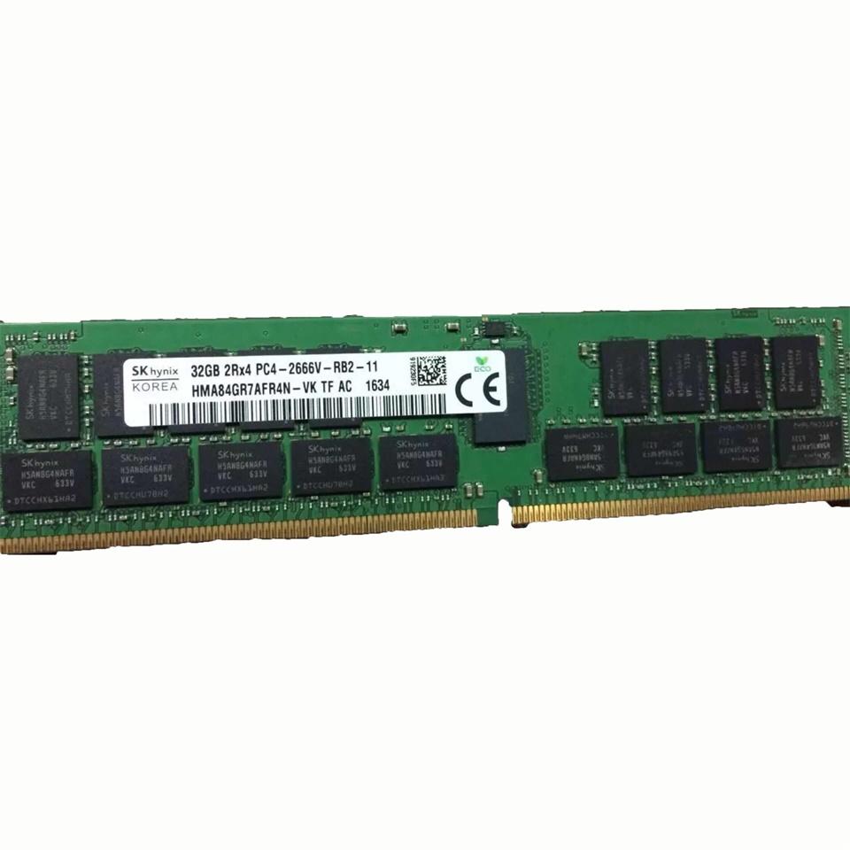 SKhynix 服务器内存 DDR4 2400T SERVER DIMM 16GB 1RX4