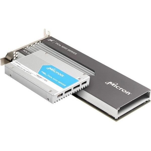 美光 9200 系列 PRO 3.84TB 3840GB 2.5'' PCI Express 3.0