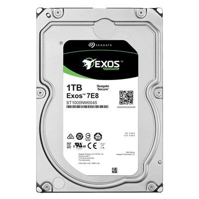 希捷 Exos 7E8 系列 1TB 7200转 128mb 512N SAS 企业级硬盘(ST1000NM0045)