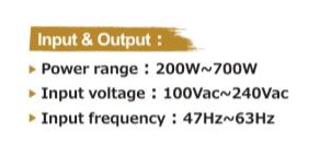 其他 GW-EPS1U400 1U单电服务器电源