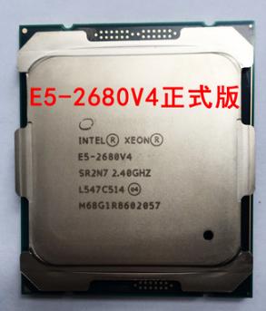 英特尔 E5-2680v4 INTEL XEON E5-2680v4