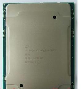 英特尔 Bronze 3106 Intel Xeon至强 Bronze 3106 铜牌