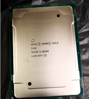 英特尔 Gold 金牌 5118 intel/Skylake Gold 金牌 5118