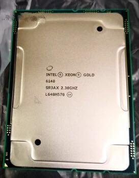 英特尔 Gold 6150 Intel/至强 Skylake Gold 金牌 6150
