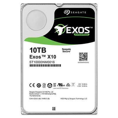 希捷 ST10000NM0016 系列 10TB 7200转 512n 256M SATA 企业级硬盘