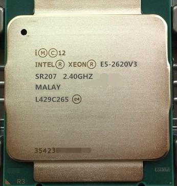 Intel/英特尔 Xeon E5-2620V3 CPU正式版 6核12线程 全新处理器