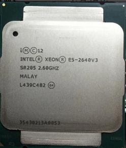 Intel/英特尔 Xeon E5-2640V3 CPU正式版 6核12线程 全新处理器