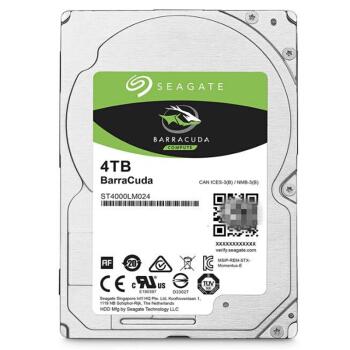 希捷(SEAGATE) 新酷鱼4T 2.5英寸 笔记本机械硬盘 ST4000LM024