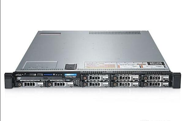 DELL PowerEdge R620 Intel E5-2680*2 希捷-300G-10K.6*4 镁光-8G-PC3L-10600R*16