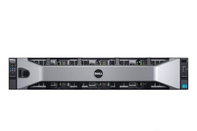 DELL PowerEdge R530xd Intel E5-2620V3*2 Dell 6T-7.2K*12  镁光-32G 2Rx4-PC4-2133P*4